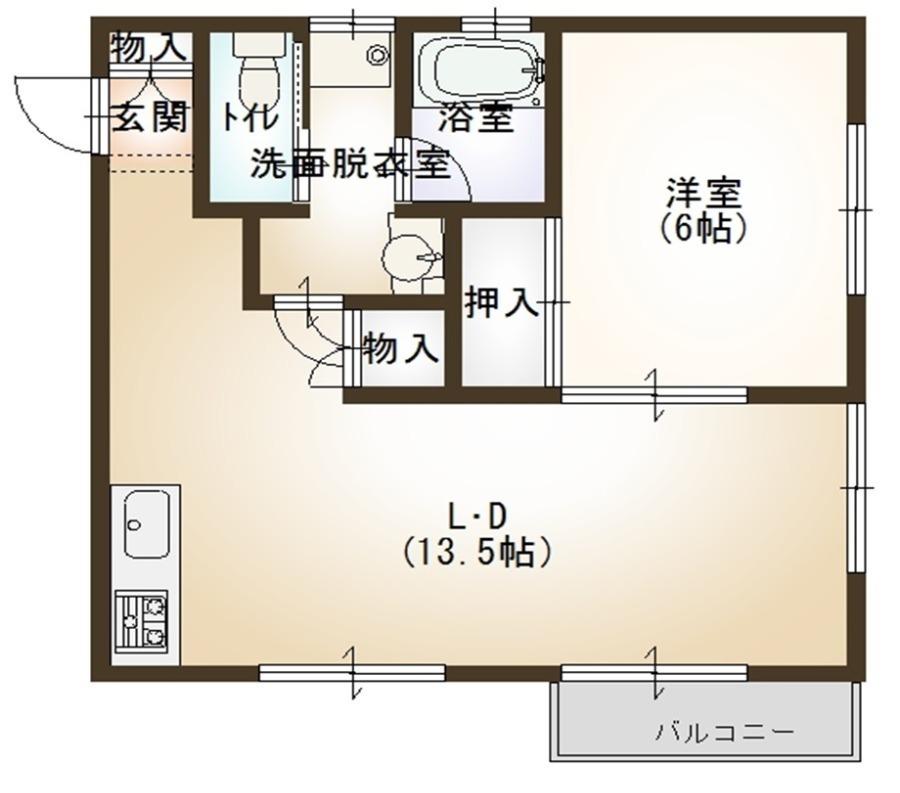 間取図/区画図:柏の葉キャンパス駅 徒歩5分
